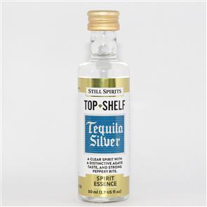 Top Shelf Silver Tequila 2.25L