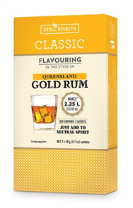 Classic Queensland Gold Rum (1x 2.25L)