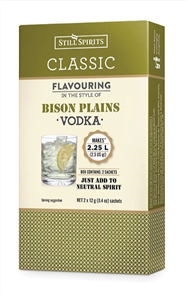 Classic Bison Plains Vodka (2 x 1.125L)