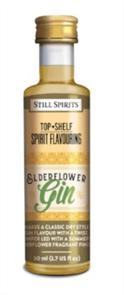 Top Shelf Elderflower Gin 2.25L