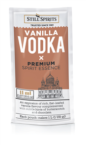 Vodka Shot Vanilla 1L