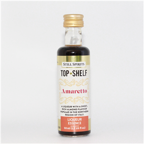 Top Shelf Amaretto Liqueur 1.125L