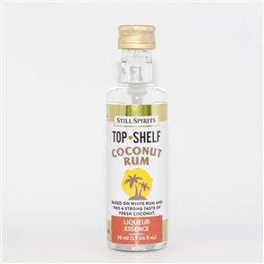 Top Shelf Coconut Rum Liqueur 1.125L