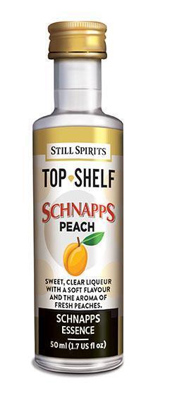 Peach Schnapps 1.125L