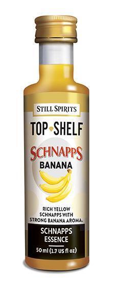 Banana Schnapps 1.125L