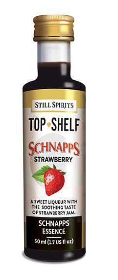 Strawberry Schnapps 1.125L