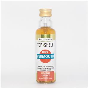 Top Shelf Dry Vermouth Liqueur 1.125L