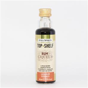 Top Shelf Rum Liqueur 1.125L