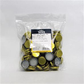 Crown Caps Gold x150