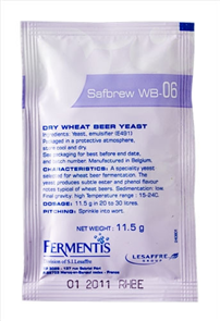 SafAle WB-06 Yeast