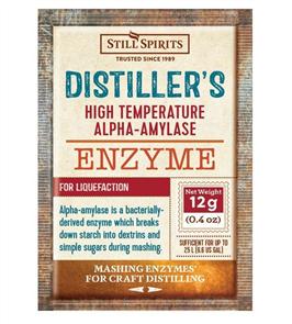 SS Distiller's Enzyme Alpha-Amylase 12g
