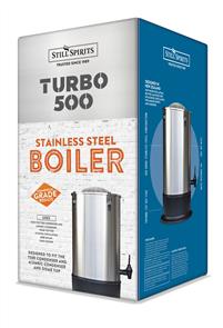 T-500 Boiler