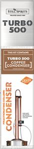T-500 Condenser - Copper