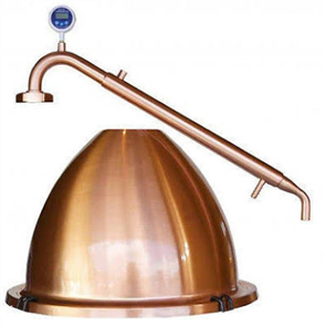 Still Spirits Alembic Dome and Pot Condenser