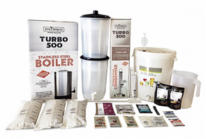 Still Spirits T-500 Complete Distillery - Stainless - Starter Kit