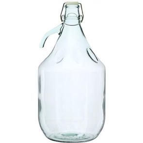 5L Glass Demijohn