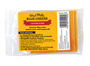 Blue Cheese Mould Culture Blend Sachets x 5