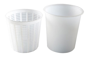 Ricotta Basket + Container (Large)