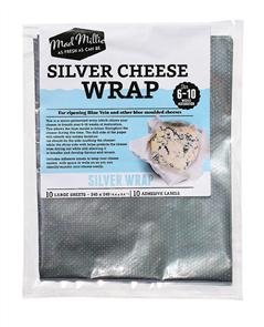 Silver Wrap 240-240mm x10