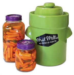 MM Vegetable Fermenting Crock