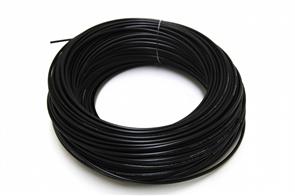 "1/4"" PE Hose Tubing (Black) x1m"