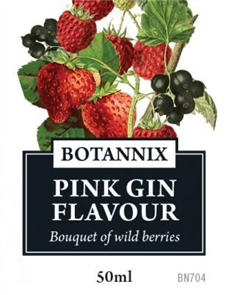 Gin Flavour Pink, 50ml