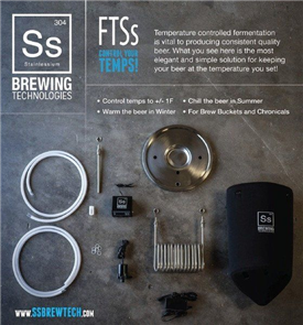 FTSs Temperature Controller 7G Chronical