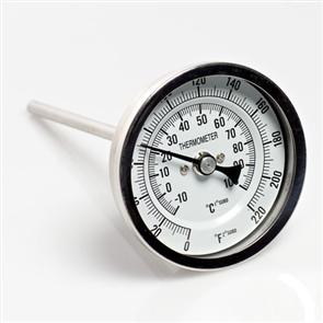 Thermometer - Weldless w/15cm Probe