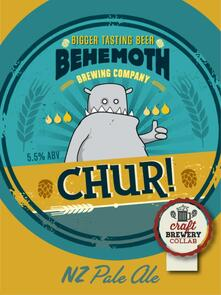 Chur! NZ Pale Ale