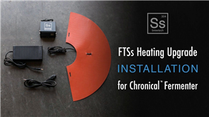 FTSs Heating Upgrade Kit for Standard 26L Chronicals