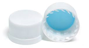 PET Bottle Lids/Caps x50 White