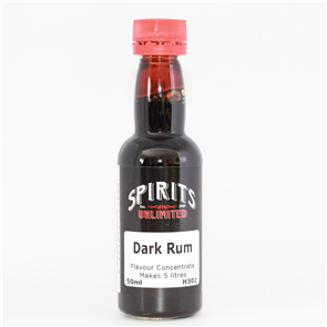 Spirits Unlimited Dark Rum 5L