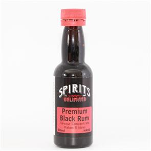 Premium Black Rum 5L