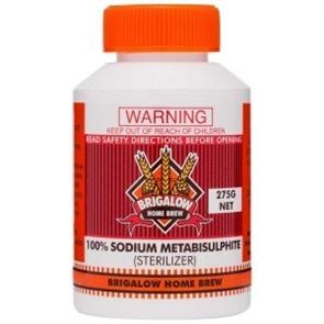 Sodium Metabisulphite  275gms