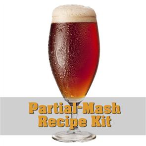 Amberillo - Amber Ale Partial Mash Recipe Kit