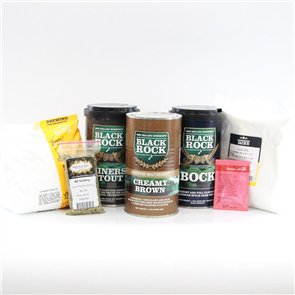 Black Rock Insomnia Stout II Recipe Kit