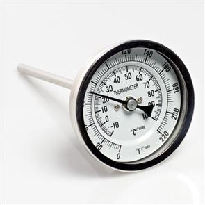 Thermometer - Weldless w/5cm Probe