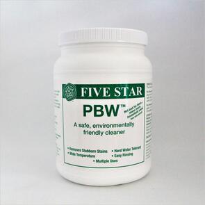 PBW Cleaner 4lb