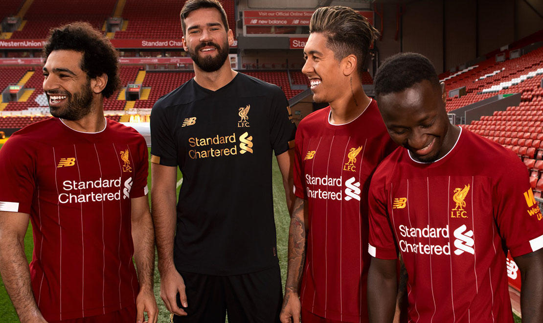 LIVERPOOL FC IS LIFE, SO… LIVE IT