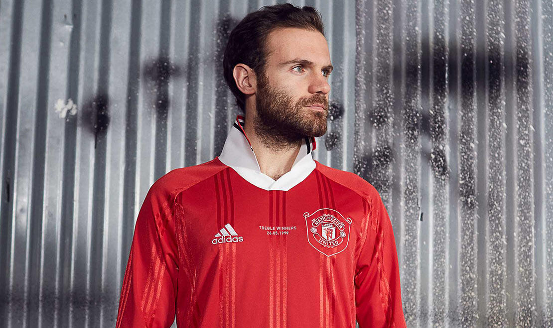 ADIDAS LAUNCH THE ICONS JERSEY COLLECTION