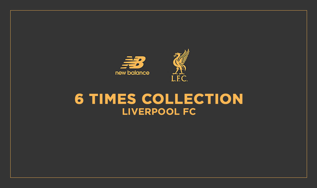 LFC 'SIX TIMES' COLLECTION