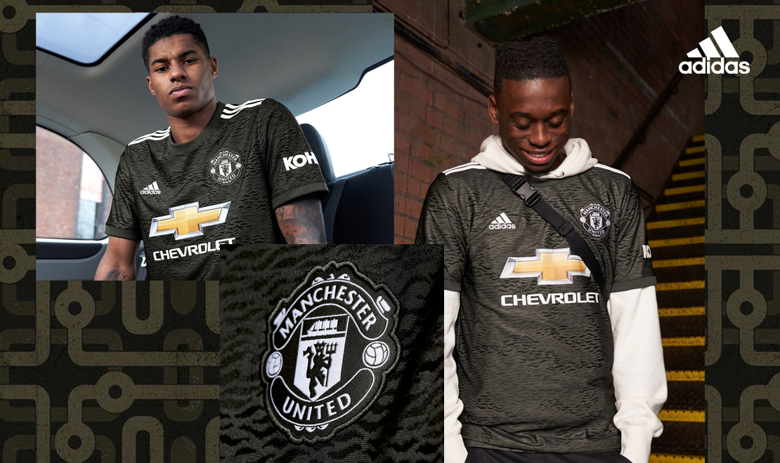 Manchester United 2020/21 Away Shirt
