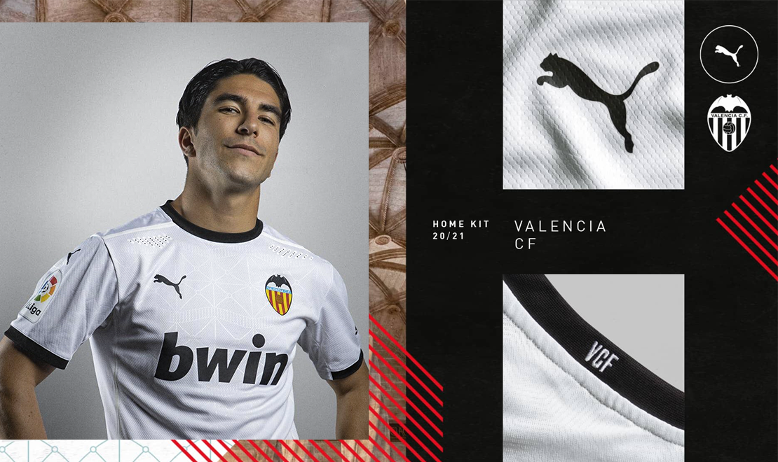 Valencia CF Home Shirt 2020/21