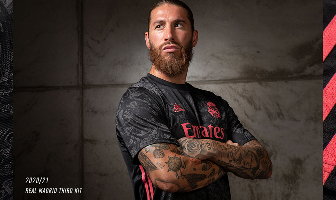 Real Madrid 2020/21 Third Kit