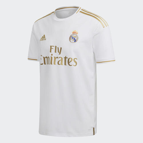 premium selection 34ed1 c8dad adidas 2019-20 Real Madrid Home Jersey | The Soccer Shop