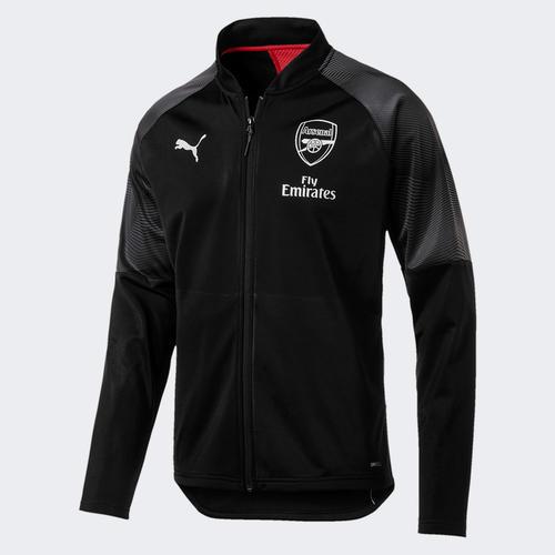 quality design 79375 22aa9 Puma Arsenal Stadium Jacket   The Soccer Shop
