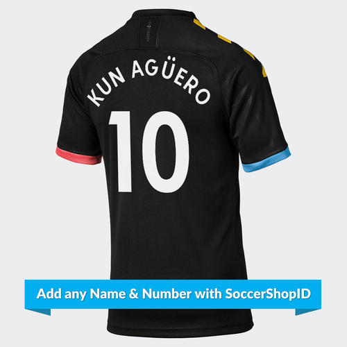 best service d4da8 14fad Puma 2019-20 Manchester City Away Shirt   The Soccer Shop