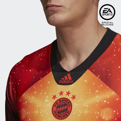 adidas X Bayern Munich EA Sports Digital Fourth Shirt | The