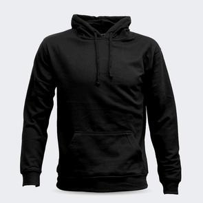 TSS Edge Pullover Hoodie – Black