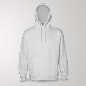 TSS Junior Standard Pullover Hoodie – White
